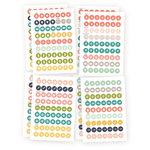 Simple Stories - Carpe Diem - Posh Collection - Cardstock Stickers - Calendar