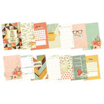 Simple Stories - Carpe Diem - The Reset Girl Collection - Monthly Inserts