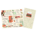 Simple Stories - Carpe Diem - The Reset Girl Collection - Doc-It Journal