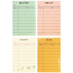 Simple Stories - Carpe Diem - The Reset Girl Collection - Sticky Notes
