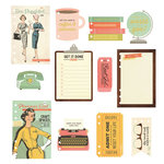 Simple Stories - Carpe Diem - The Reset Girl Collection - Dashboards - A5 Inserts