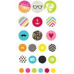 Simple Stories - DIY Collection - Decorative Brads - Boutique