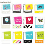 Simple Stories - DIY Collection - Insta-Frames - Boutique