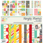 Simple Stories - Let's Party Collection - 12 x 12 Collection Kit