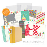 Simple Stories - SNAP Collection - 6 x 8 Journal Insert Pages - Let's Party