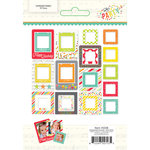 Simple Stories - Let's Party Collection - Chipboard Frames