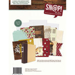 Simple Stories - SNAP Collection - 6 x 8 Journal Insert Pages - Legacy