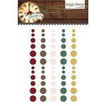 Simple Stories - Legacy Collection - Enamel Dots