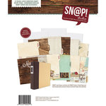 Simple Stories - SNAP Collection - 6 x 8 Recipe Divider Pages - Legacy