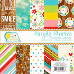 Simple Stories - Good Day Sunshine Collection - 6 x 6 Paper Pad