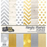 Simple Stories - The Story of Us Collection - 12 x 12 Simple Basics Kit