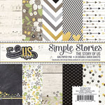 Simple Stories - The Story of Us Collection - 6 x 6 Paper Pad