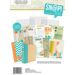 Simple Stories - SNAP Collection - 6 x 8 Journal Insert Pages - You Are Here