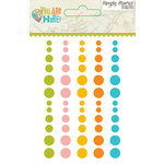 Simple Stories - You Are Here Collection - Enamel Dots