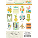 Simple Stories - You Are Here Collection - Pocket Pieces