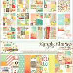 Simple Stories - Summer Vibes Collection - 12 x 12 Collection Kit