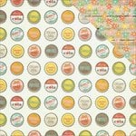 Simple Stories - Summer Vibes Collection - 12 x 12 Double Sided Paper - Pop Fizz