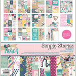 Simple Stories - So Fancy Collection - 12 x 12 Collection Kit