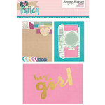 Simple Stories - SNAP Collection - 3 x 4 and 4 x 6 Cards - So Fancy