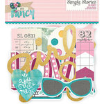Simple Stories - So Fancy Collection - Bits and Pieces