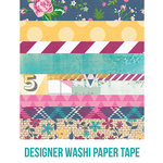 Simple Stories - So Fancy Collection - Washi Paper Tape