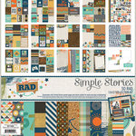 Simple Stories - So Rad Collection - 12 x 12 Collection Kit