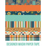 Simple Stories - So Rad Collection - Washi Paper Tape