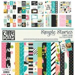 Simple Stories - Carpe Diem Collection - 12 x 12 Collection Kit