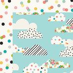 Simple Stories - Carpe Diem Collection - 12 x 12 Double Sided Paper - Fist Bump
