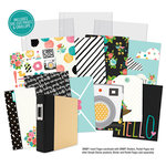Simple Stories - SNAP Collection - 6 x 8 Journal Insert Pages - Carpe Diem