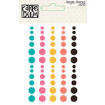Simple Stories - Carpe Diem Collection - Enamel Dots