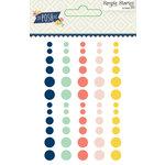 Simple Stories - Posh Collection - Enamel Dots