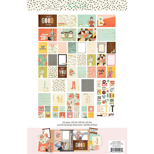 Simple Stories - The Reset Girl Collection - SNAP Pack
