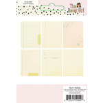 Simple Stories - The Reset Girl Collection - 3 x 4 Journaling Cards