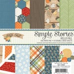 Simple Stories - Hello Fall Collection - 6 x 6 Paper Pad