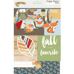 Simple Stories - SNAP Collection - SNAP Pack - Hello Fall