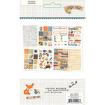 Simple Stories - Hello Fall Collection - Cardstock Stickers