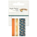 Simple Stories - Hello Fall Collection - Washi Tape