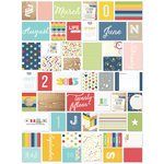 Simple Stories - SNAP Collection - 3 x 4 and 4 x 6 Cards - 2015