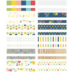 Simple Stories - Life Documented Collection - Washi Paper Tape - Designer