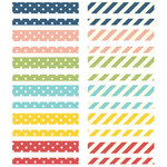 Simple Stories - Life Documented Collection - Washi Paper Tape - Basic