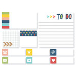Simple Stories - Life Documented Collection - Sticky Notes
