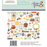 Simple Stories - Bloom and Grow Collection - Bits and Pieces