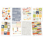 Simple Stories - Bloom and Grow Collection - Cardstock Stickers