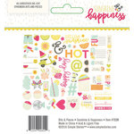 Simple Stories - Sunshine and Happiness Collection - Bits and Pieces