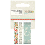 Simple Stories - Winter Wonderland Collection - Washi Tape