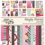Simple Stories - Love and Adore Collection - 12 x 12 Collection Kit