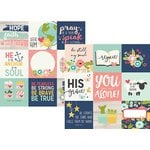 Simple Stories - Faith Collection - 12 x 12 Double Sided Paper - 4 x 4 Elements