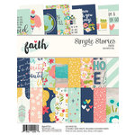 Simple Stories - Faith Collection - 6 x 8 Paper Pad