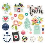 Simple Stories - Faith Collection - Decorative Brads